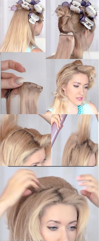 Как сделать причёску как у эльзы поэтапно
